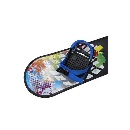 Купить Сноуборд детский Цикл с пластиковым креплениями