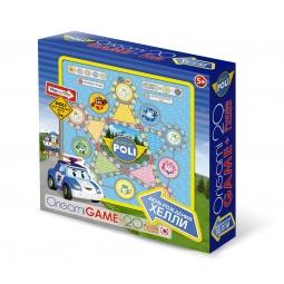 Купить Игра настольная обучающая Оригами Robocar «День рождения Хелли»