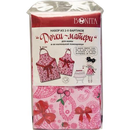 Купить Комплект из 2-х фартуков BONITA «Дочки-матери»