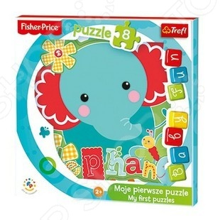 Пазл для малышей Trefl «Слоненок» trefl пазл тоскана италия