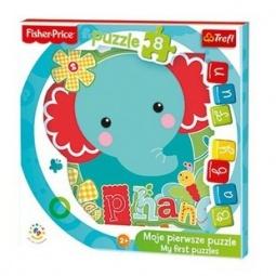 Купить Пазл для малышей Trefl «Слоненок»