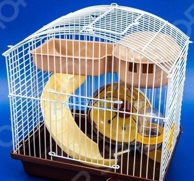 Клетка для мелких грызунов Золотая клетка 168