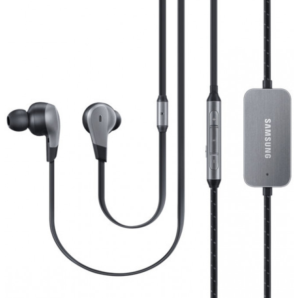 фото Гарнитура Samsung Earphones Advanced ANC. Цвет: серебристый