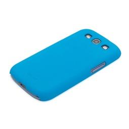 фото Чехол Muvit Fusion для Samsung S3 i9300. Цвет: голубой
