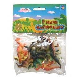Купить Набор динозавров 1 TOY Т50483
