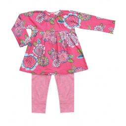 фото Комплект: платье с леггинсами Angel Dear Celeste. Рост: 98-104 см