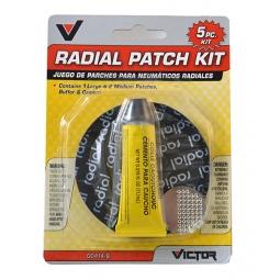 Купить Набор для холодной вулканизации камер любых шин Victor V414