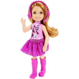 фото Кукла Mattel CGP12 «Сестры Челси. Звезда Эстрады»