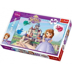 Купить Пазл 100 элементов Trefl «Ее Высочество София»