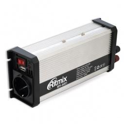 фото Инвертор автомобильный с USB Ritmix RPI-6001