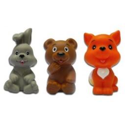 фото Набор игрушек для ребенка Жирафики «Лесные друзья»