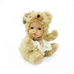Купить Фигурка малыша Maxitoys в костюме медвежонка