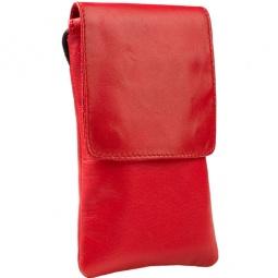 фото Чехол Krusell Edge Mobile Case. Цвет: красный