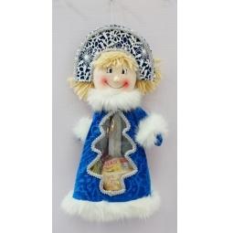 фото Мешок для подарков Новогодняя сказка «Снегурочка» 93965