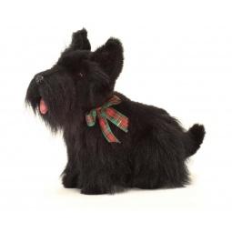 фото Мягкая игрушка для ребенка Hansa «Скотч терьер» 4128
