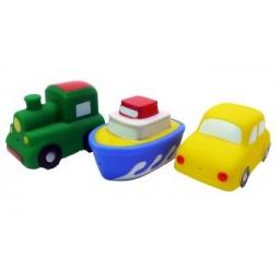 фото Набор игрушек для ребенка Жирафики «Путешествие»
