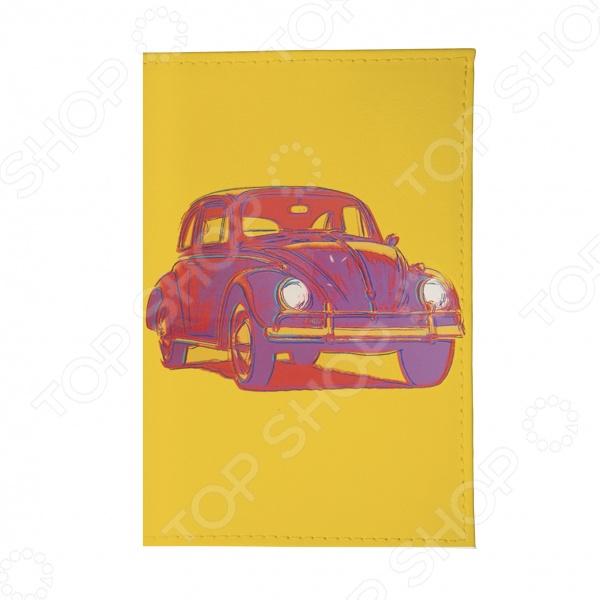 Обложка для автодокументов Mitya Veselkov «Автомобиль»