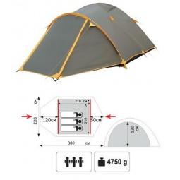 Купить Палатка Tramp Lair 3