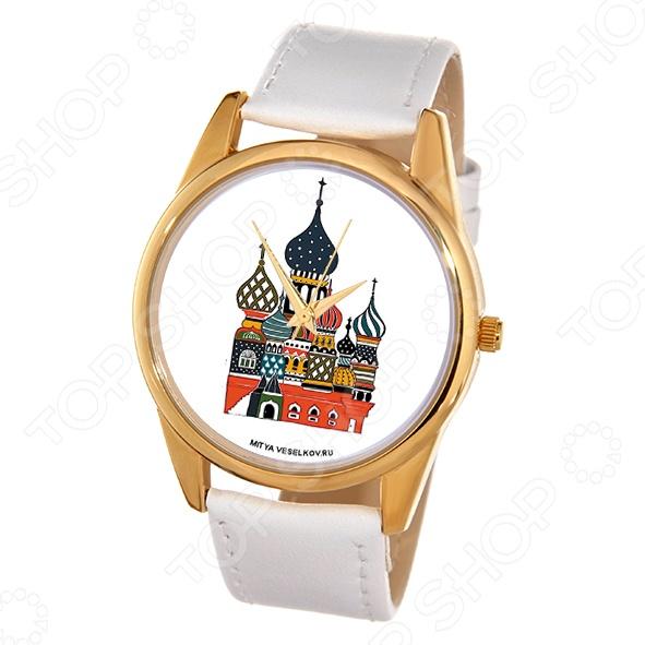 Часы наручные Mitya Veselkov «Храм» Shine часы наручные mitya veselkov бабочки и ноты shine