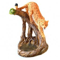 Купить Подставка для вина Drivemotion «Леопард»