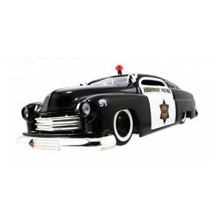 Купить Модель автомобиля 1:24 Jada Toys 1951 Mercury Highway Patrol