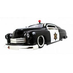 фото Модель автомобиля 1:24 Jada Toys 1951 Mercury Highway Patrol