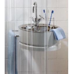 Купить Штора для ванной комнаты Spirella TRANSPARENT