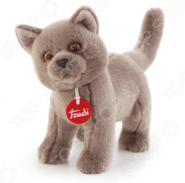 Мягкая игрушка Trudi «Кот Помпео»