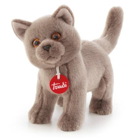 Купить Мягкая игрушка Trudi «Кот Помпео»