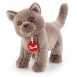 фото Мягкая игрушка Trudi «Кот Помпео»