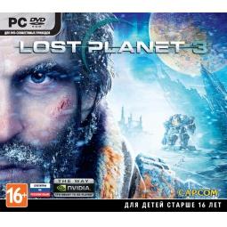 Купить Игра для PC Soft Club Lost Planet 3 (Jewel, rus)
