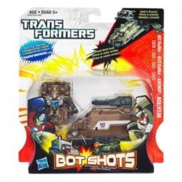 фото Устройство запускающее для игрушки Бот Шот в виде трейлеров Hasbro. В ассортименте