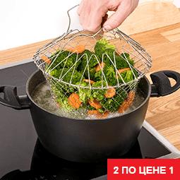 Купить Кухонная решетка Delimano Brava 12в1