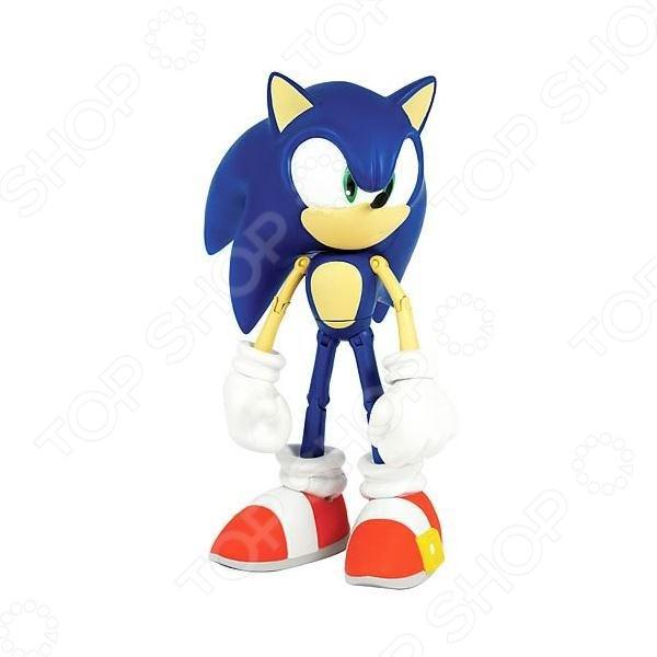 Игрушка-фигурка Sonic Модерн Соник Таф Тайм