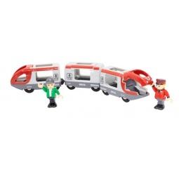 Купить Пассажирский поезд-экспресс Brio 33505