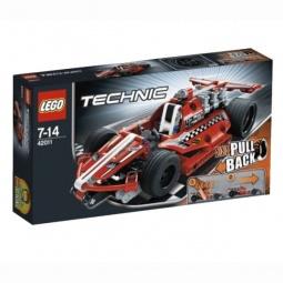 фото Конструктор LEGO Карт с инерционным двигателем
