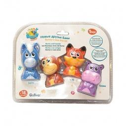 фото Набор игрушек для ребенка Ouaps «Новые друзья Банни». В ассортименте