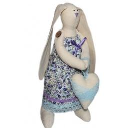 Купить Набор для изготовления текстильной игрушки Артмикс «Зайка Любава»