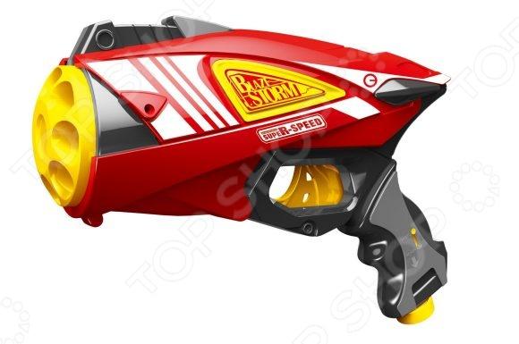 Бластер Shantou Gepai 7038Бластеры<br>Бластер Shantou Gepai 7038 крутая игрушка для ребенка, который жаждет приключений и готов научиться стрелять. С таким бластером можно отправиться на секретную миссию, не боясь провала, ведь он стреляет достаточно метко. Стреляет, примерно, на 10 метров. Заряжается мягкими патронами. В наборе 20 патронов. Перед началом игры проинструктируйте ребенка во избежания неприятных инцидентов.<br>
