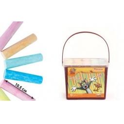 фото Набор цветных мелков для детей Том и Джерри в ведерке «Том и Джерри»