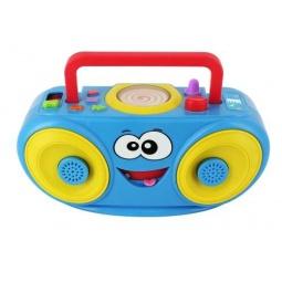 Купить Игрушка музыкальная 1 Toy «Магнитофончик»