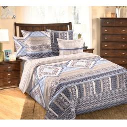 фото Комплект постельного белья Белиссимо «Финляндия». 2-спальный. Размер простыни: 220х240 см