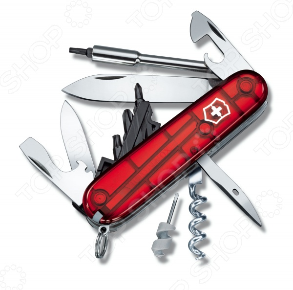 Нож перочинный Victorinox CyberTool 29 1.7605.T