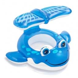 фото Круг надувной Intex «Веселый кит»
