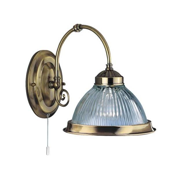 фото Бра Arte Lamp American Diner. Цвет арматуры: бронза