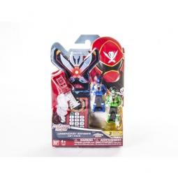 Купить Набро фигурок-ключей игрушечных Power Rangers 38250. В ассортименте