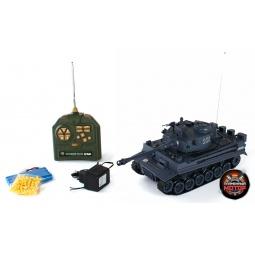 фото Танк на радиоуправлении Пламенный Мотор Tiger (Германия) 87561