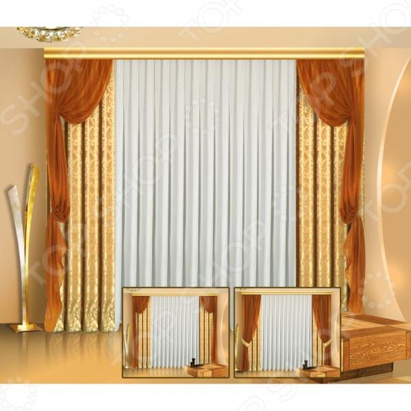 Комплект штор Zlata Korunka
