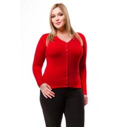 фото Жакет Mondigo XL 9130. Цвет: красный