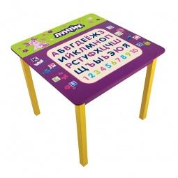 фото Стол детский квадратный Лунтик ZM001LST